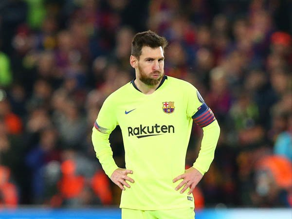 Messi Kembali Ungkap Perihnya Dikalahkan Liverpool