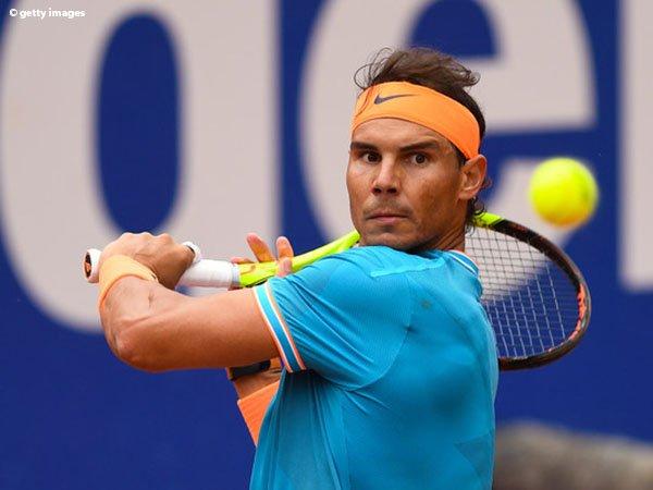 Rafael Nadal Tidak Terganggu Dengan Status Difavoritkan Di Roland Garros