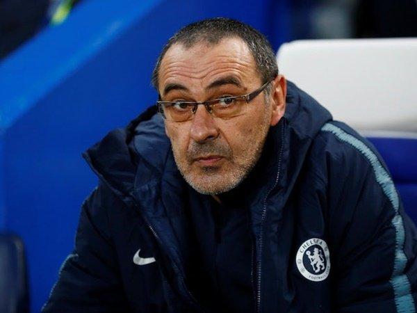 Sarri Bakal Diskusikan Masa Depannya di Chelsea Usai Final Liga Europa