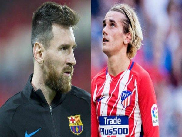 Tanggapan Lionel Messi Terkait Transfer Griezmann ke Barcelona