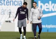 Tersingkir di Liga Champions, Messi Salahkan Para Pemain Barcelona