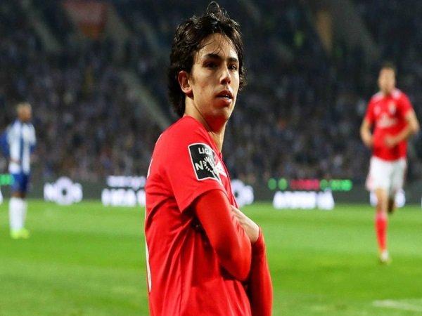 Atletico Madrid Ajukan Tawaran untuk Joao Felix, Duo Manchester Gigit jari