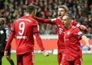 Cetak Dua Gol, Lewandowski Bawa Bayern Juarai DFB Pokal