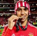 Dikaitkan dengan City, Joao Felix Mengaku Bahagia di Benfica