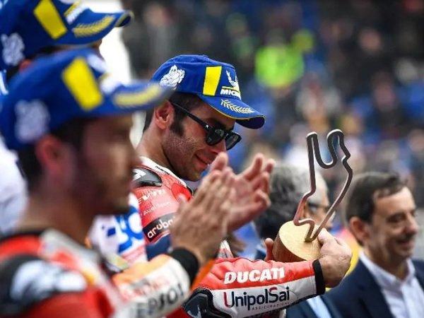 Ducati Senang dengan Kolaborasi Dovizioso dan Petrucci