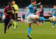 Napoli Tutup Musim Ini dengan Kekalahan