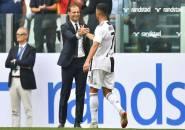 Ronaldo Tak Dibawa dalam Laga Perpisahan Allegri