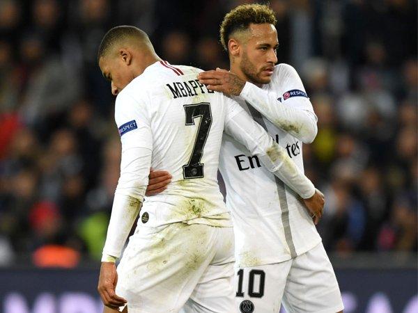 Tuchel Tak Mau Ambil Pusing Terkait Spekulasi Mbappe dan Neymar