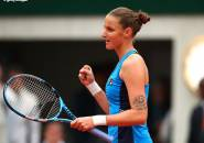 Hasil French Open: Karolina Pliskova Bantai Madison Brengle