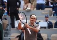 Hasil French Open: Lorenzo Sonego Bukan Tandingan Roger Federer