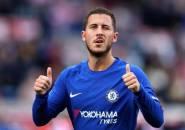 Hazard Anggap Pencapaian Chelsea Musim Ini Sudah Bagus