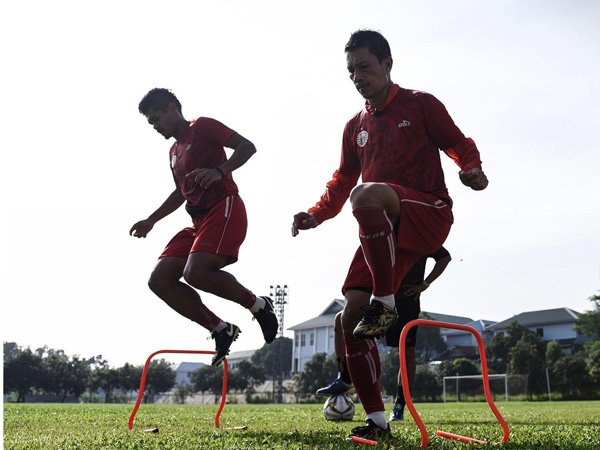 Ambisi Persija Jakarta di Markas Bali United