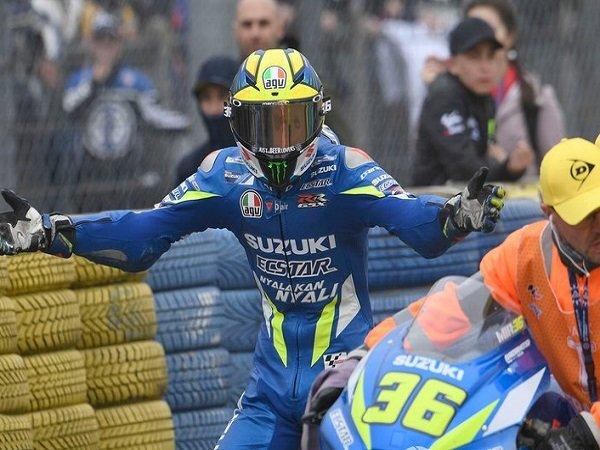 Tatap MotoGP Italia, Mir Ingin Lupakan Hasil Buruk di Le Mans