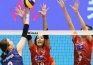 Thailand Kalahkan Korea Selatan di FIVB Volleyball Nations League 2019