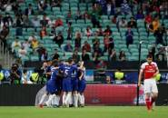 Final Liga Europa Sepi, FA Azerbaijan Salahkan Penggemar Frankfurt