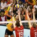 FIVB Volleyball Nations League 2019: Thailand Akhiri Pool 7 dengan Kekalahan Atas Belgia