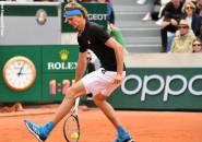 Hasil French Open: Mikael Ymer Tak Kuasa Bendung Alexander Zverev