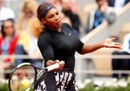 Hasil French Open: Serena Williams Luluh Lantakkan Kurumi Nara