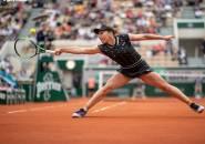 Hasil French Open: Simona Halep Bertahan Dari Amukan Magda Linette