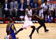 Raptors Curi Kemenangan di Game Pertama Babak Final NBA