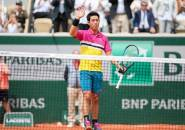 Hasil French Open: Kei Nishikori Penuh Perjuangan Demi Melaju Ke Babak Keempat