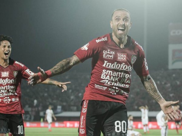 Taklukkan Persija, Bali United Petik Kemenangan Ketiga di Liga 1