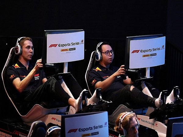 Ferrari Akhirnya Resmi Gabung Kompetisi eSports F1