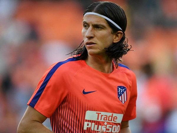Filipe Luis akan Gabung Barcelona dalam Hitungan Hari?