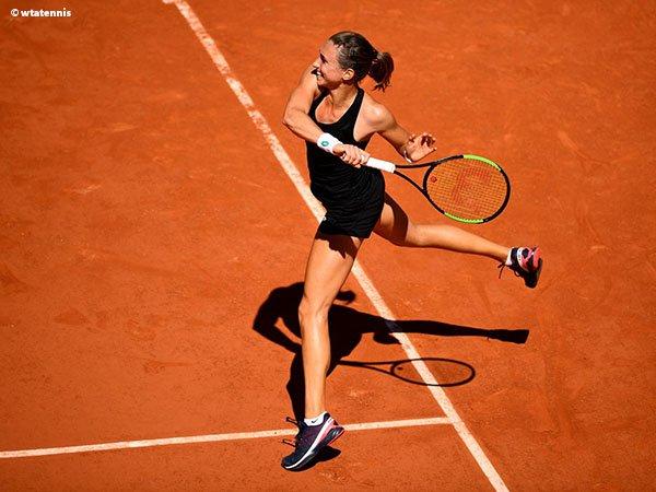 Hasil French Open: Petra Martic Siap Debut Di Perempatfinal Grand Slam