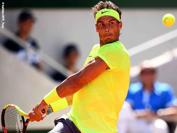 Hasil French Open: Untuk Kali Ke-13, Rafael Nadal Meluncur Ke Perempatfinal
