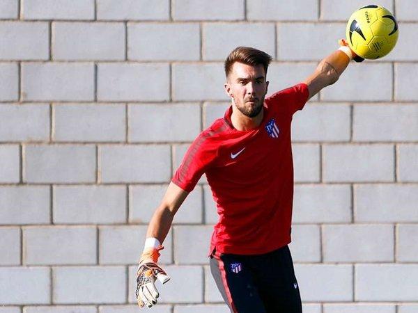 Kiper Muda Atletico Madrid Bocorkan Senjata Rahasia Jan Oblak