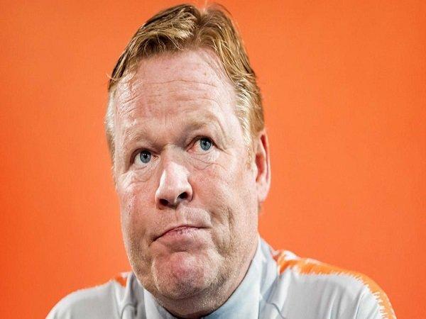 Ronald Koeman Tetap Jadi Pelatih Timnas Belanda