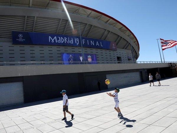Selain Liverpool, Wanda Metropolitano Juga Jadi Pemenang Liga Champions