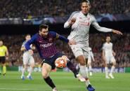 Van Dijk Klaim Messi Lebih Pantas untuk Menangkan Ballon d'Or