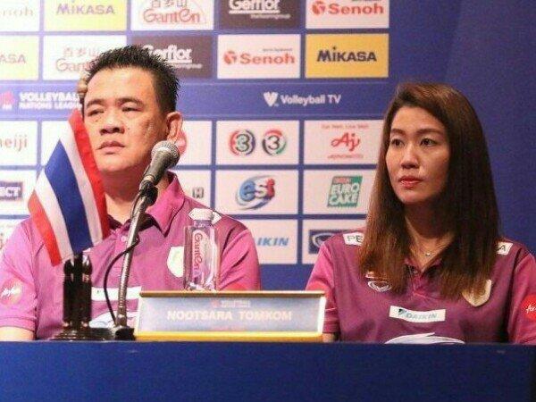 FIVB Volleyball Nations League 2019: Thailand Harapkan Dukungan Penuh Tuan Rumah