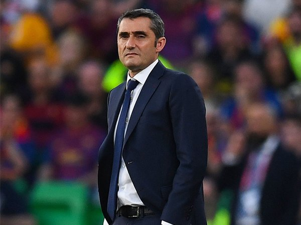 Guardiola Gembira Valverde Masih Jadi Pelatih Barcelona