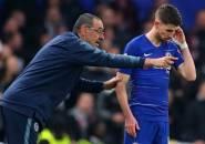 Jorginho Peringatkan Sarri untuk Tidak Berkhianat dengan Gabung Juventus