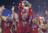 Juara Liga Champions, Van Dijk Puji Pidato Klopp Sebelum Laga