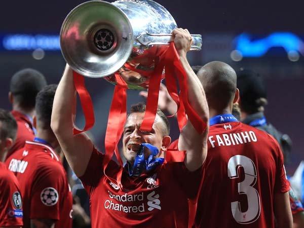 Liverpool Juara Liga Champions, Xherdan Shaqiri: Kami Tim No Satu
