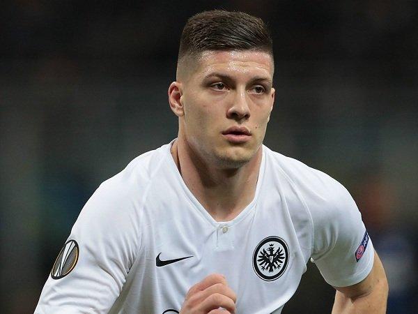 Real Madrid Resmi Rekrut Luka Jovic dari Eintracht Frankfurt