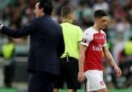 Terkuak, Mesut Ozil Ucapkan Kata Kasar pada Unai Emery