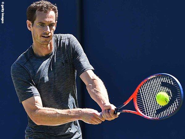 Andy Murray Siap Beraksi Kembali Di Queen's Club