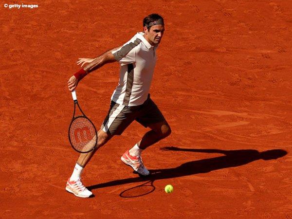 Jelang Laga Kontra Rafael Nadal, Roger Federer Persiapkan Diri Sebaik Mungkin
