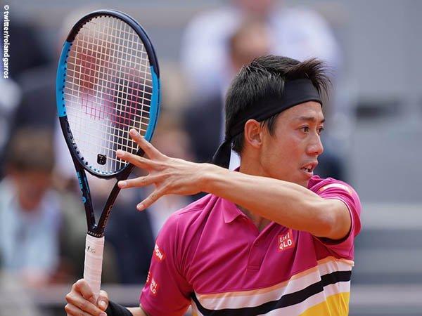 Kei Nishikori Selalu Tertahan Di Perempatfinal Grand Slam