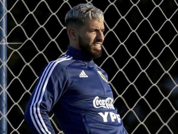 Aguero Ingin Akhiri Kesedihan Messi di Timnas Argentina