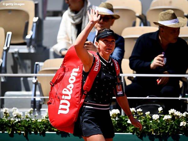 Gagal Pertahankan Gelar French Open, Begini Reaksi Simona Halep