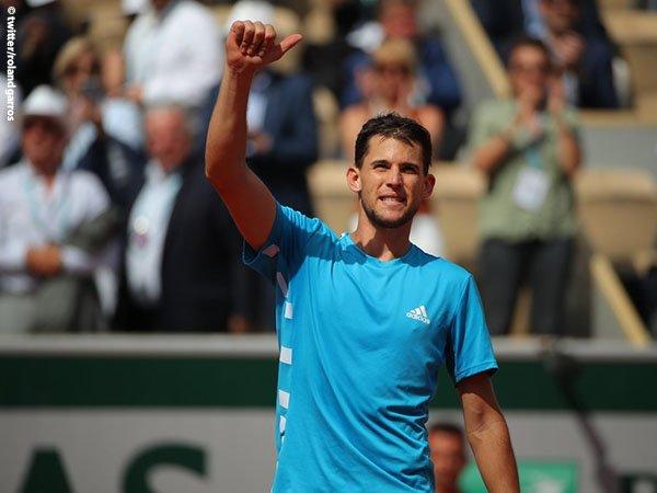 Hasil French Open: Karamkan Karen Khachanov, Dominic Thiem Meluncur Ke Semifinal