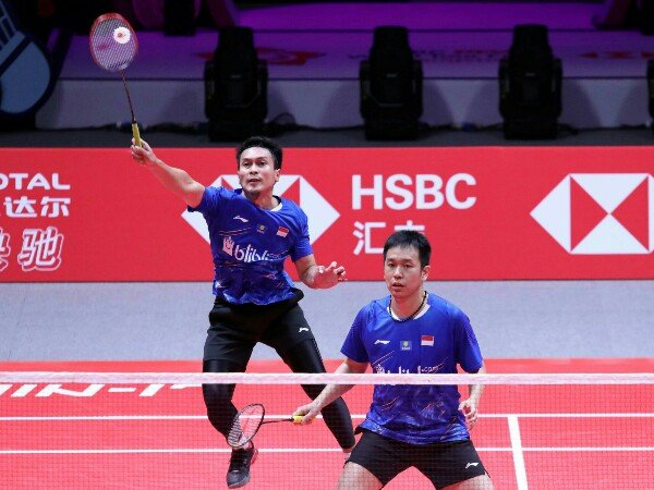 Ahsan/Hendra Kalah, Ganda Putra Tanpa Wakil di Semifinal Australia Open 2019