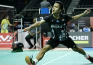 Anthony Ginting Ke Final Australia Open 2019