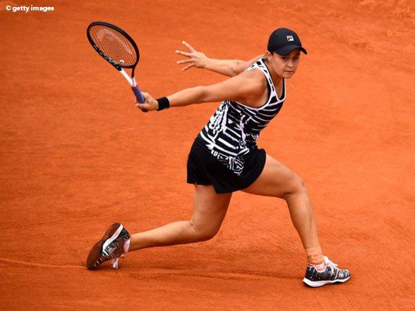 Ashleigh Barty Termotivasi Menangkan French Open